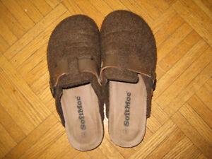 birkenstock style softmoc clogg