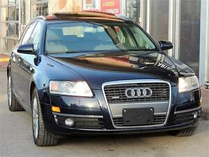 2008 Audi A6/\navigation/\back up camera/\AWD/\