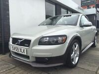 Volvo C30 1.6 R-Design 2dr ONLY 44100 GENUINE MILES