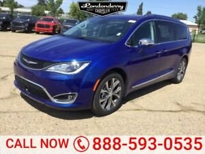 2018 Chrysler Pacifica LIMITED              Heated and Cooled Na