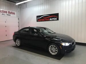2016 BMW 3 Series 320i xDrive AWD/NAVIGATION/LEATHER/BACKUP CAM