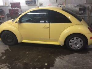 2003 Volkswagen New Beetle TDI GLS Coupé (2 portes)