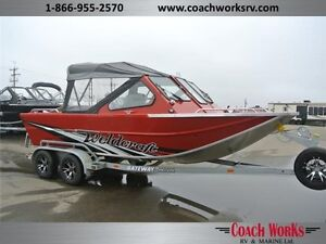 Weldcraft jet boats clearance price & Free storage till spring!