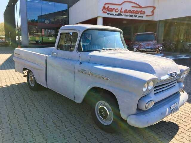 Chevrolet Pick up Apache pick up apache