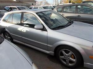 2002 Mazda Protege5 ES GREAT SHAPE FOR AGE AS-TRADED AS-IS