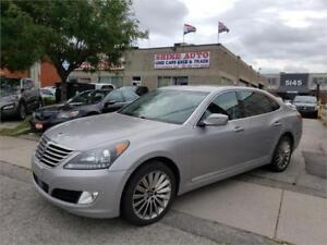 2014 Hyundai Equus DRIVERS ASSISTANCE, NAVIGATION,CERTIFIED!!