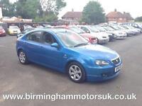 2010 (10 Reg) Proton Gen-2 1.6 GSX AUTOMATIC 5DR Hatchback BLUE + LOW MILES