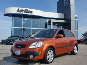 2008 Kia Rio5 EX, Auto, Moonroof, Loaded