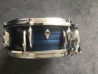 Vintage Sonor chicago star, teardrop snare drum from the 1960's collectors item, rare.