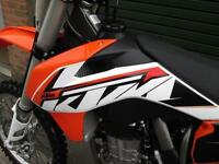 KTM SX 450 F 2014 MX MOTOCROSS BIKE ELECTRIC START FUEL INJECTION