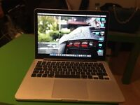 Mac Pro 13 with retina display