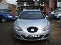 Seat LEON 1.6 Essence 5dr, 2006 model, Long MOT, 1 Owner