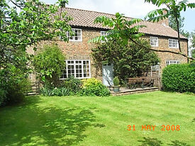 Nicely furnished cottage to let for around six months. Price includes council tax and is per week.