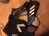 adidas pure control football boot