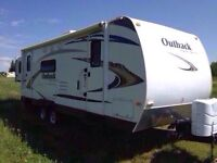 **TRAVEL TRAILER RENTALS** LAST WEEKEND IN AUGUST AVAILABLE