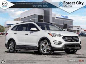 2014 Hyundai Santa Fe XL   Luxury   Cruise   Bluetooth   Heated