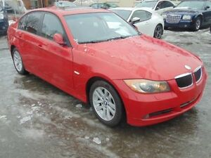 BMW 3 Series 4dr Sdn 328xi AWD 2007