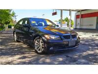 2006 BMW 325I No Accident Black On Black 3 Years Warranty