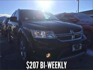 2017 Dodge Journey GT AWD (Heated Leather, 7 Passenger)