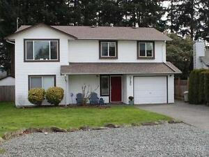 Gorgeous 3 bedroom upper north Nanaimo $1450