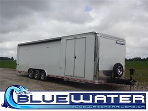 Cargo Express TANDEM 5200 Axle PRO-GT RACE TRAILER!ORDER TODAY!! London Ontario image 1