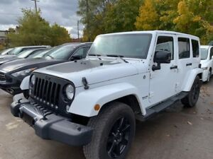 2014 Jeep Wrangler Unlimited just in for sale at Pic N Save!!
