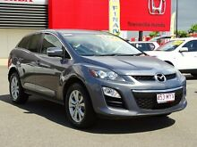 2010 Mazda CX-7 ER10A2 Sports Grey 6 Speed Manual Wagon Garbutt Townsville City Preview