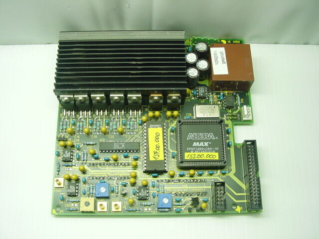 Microbox Polyscan 400 Power Supply Module 182.15233