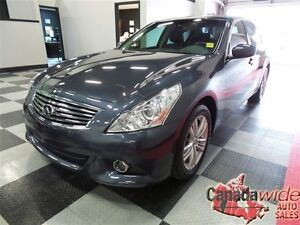 2012 Infiniti G37X AWD/LEATHER/SUNROOF