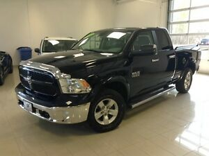 2014 Ram 1500 OUTDOORSMAN BLEU 4X4 QUAD CAB UCONNECT PLAN OR CAM