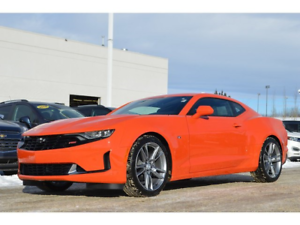 2019 Chevrolet Camaro LT Just in Time For Spring 780-938-1230