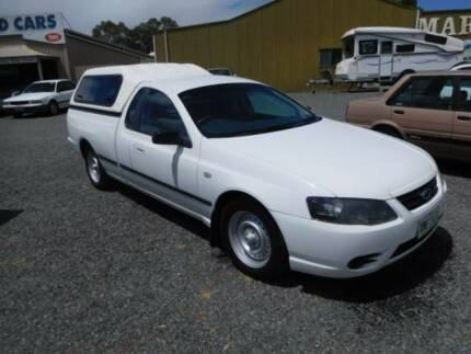 2006 Ford Falcon Ute 3 seater dedicated gas Woodside Adelaide Hills Preview