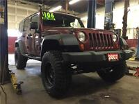 2007 Jeep Wrangler X  !!! NEW LIFT KIT AND TIRE/WHEEL UPGRADE!!!