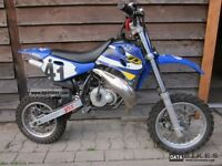 Beta 50cc kids bike