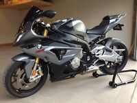 2013 BMW S 1000 RR Sportbike of the year for sale!