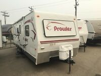 QUALITY USED 2006 PROWLER 26 BHS TRAILER