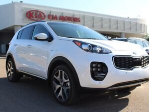 2018 Kia Sportage SX 2.0T, PANORAMIC SUNROOF, COOLED/HEATED SEAT