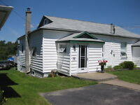 2 BEDROOM HOUSE FOR RENT IN PARRY SOUND