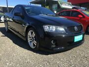 2010 Holden Ute VE MY10 SS Black 6 Speed Manual Utility Elizabeth West Playford Area Preview