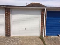 Lock up Garage for rent in Goring by Sea
