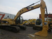 CAT 320 EXCAVATOR, GREAT SHAPE READY TO WORK