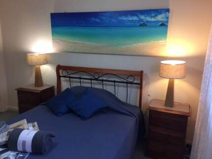 Fully Furnished Bedroom in Great Location