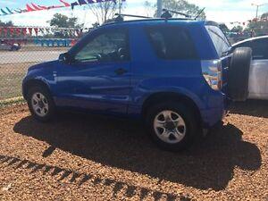 2006 Suzuki Vitara Grand Blue 5 Speed Manual Wagon Hidden Valley Darwin City Preview