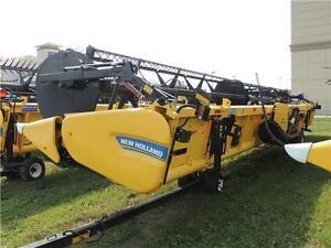 2012 New Holland 880CF-45' Flex Draper Header BELOW COST!!! Regina Regina Area image 2