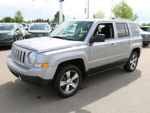 2017 Jeep Patriot HIGH ALTITUDE, LEATHER, SUNROOF,