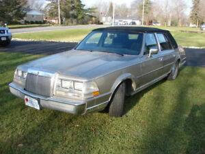 Curbside Classic 87 Continental A1 Condition