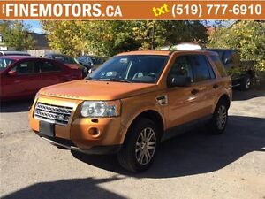 2008 LAND ROVER LR2 HSE * AWD * LEATHER * PANO POWER ROOF London Ontario image 5