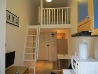 Earls Court - Duplex Bedsit - Bathroom to Share with 1 Room Only