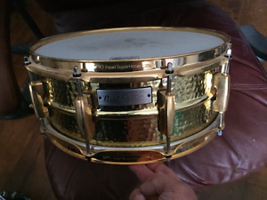 Jimmy Degrasso Pearl Signature Snare