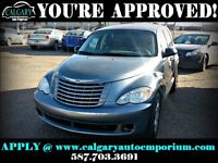 2009 Chrysler PT Cruiser LX $99 DOWN EVERYONE APPROVED